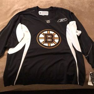 Boston Bruins Reebok Sz.XL Jersey NEW WITH TAGS
